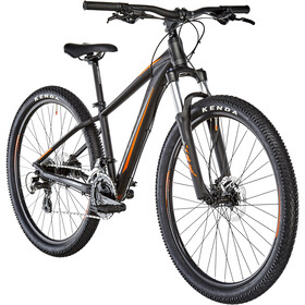 "ORBEA MX XS 50 27,5"" Niños, black-orange"
